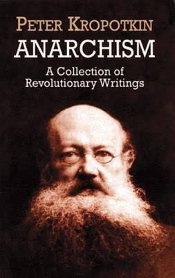 Anarchis. a collection of revolutionary writings cover