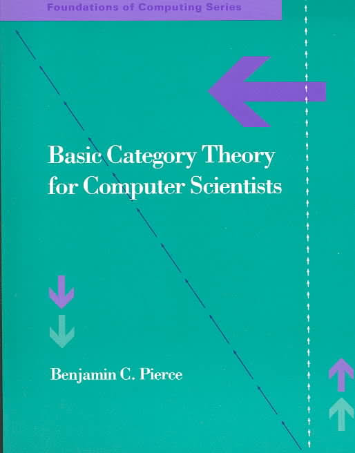 basic category theory for computer scientists cover